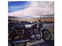 Triumph Bonneville 20017 Motorbike. Stunning ride, Fantastic condition.