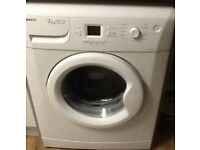 7KG BEKO 1400RPM WASHING MACHINE, LED DISPLAY, 4 MONTHS WARRANTY