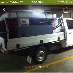 Man with ute for hire Coorparoo Brisbane South East Preview