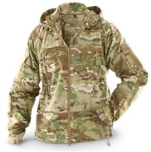 S-R New SMALL ORC PCU Level 5 Softshell Jacket Multicam OCP SOF 8415-01- 0ad5dd715f40