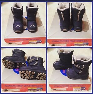 Cougar brand winter boots for infant boy - Size 5M