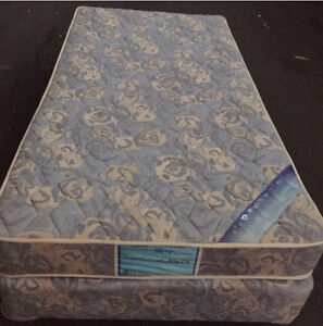 King single base and mattress in good condition Petersham Marrickville Area Preview