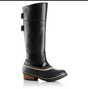 NWT Sorel slimpack riding boots 5.5