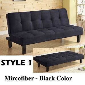 Brand New in Box Sofa Bed Sleeper Futon – 3 Styles