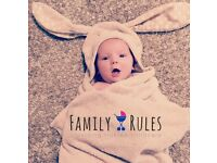 Family Rules - Providing Trusted Childcare