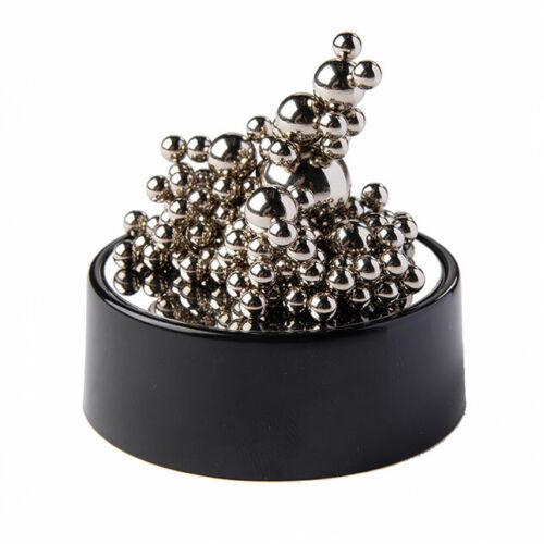 BALL Sculpture Steel Office Desk Toy Base Creative Stress Relief Fidget