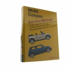 mini cooper bentley repair manual 2007 2013 ebay. Black Bedroom Furniture Sets. Home Design Ideas