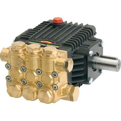General Pump Tx1812s17 Pump Triplex 3.8 Gpm2000 Psi 1750 Rpm 24mm Solid Sha