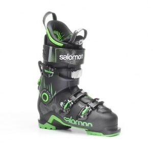 Salomon Quest Max 130 Ski boots, size 27, like new condition