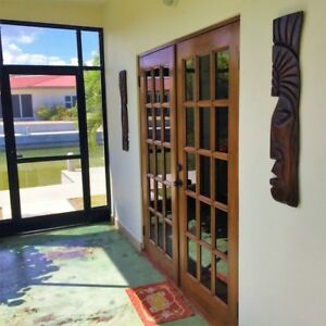 COROZAL, BELIZE: OCEAN AND CANAL VIEW REVENUE HOME FOR SALE