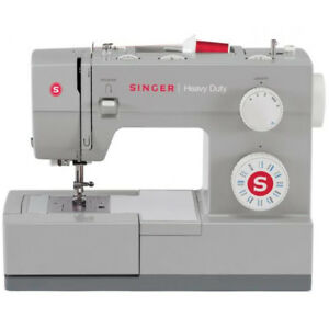 Singer Heavy Duty 4423 Sewing Machine w/ 23 Stitches & 1-Step Buttonhole - Gray