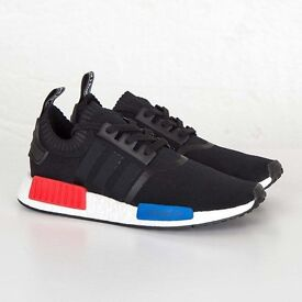 WANT: Adidas NMD Boost Runner Prime Knit