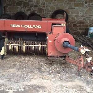 New Holland Hay Baler Goomalling Goomalling Area Preview