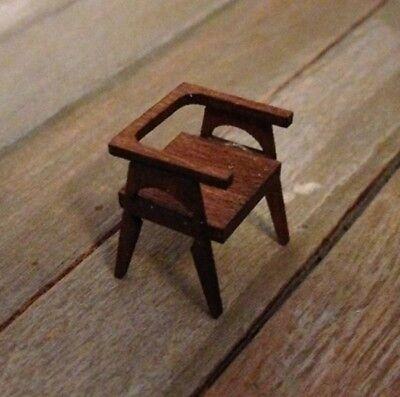 Puppenhaus Miniatur viertel Maßstab Mitte des Jahrhunderts Modern Stuhl Set - 1 - Mitte Des Jahrhunderts Moderne Möbel