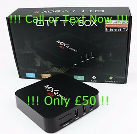 !!! Android TV Box for Sale !!!