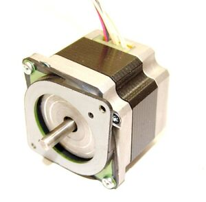 Stepper motor robot