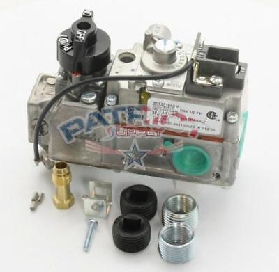 Robertshaw 710-502 12 Low Profile Millivolt Gas Valve 7000mvrlc Natural Gas