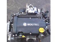 1.2 Corsa Engine - Agila - Combo Vauxhall 1.2 (16v) Twinport Petrol Z12XEP 2004-09 Engine