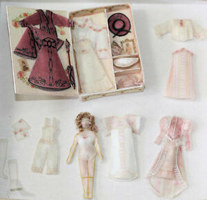 KIT-Victorian-Lady-With-Wardrobe-amp-Presentation-Box-Doll-kit-1-48-lady-Jean-Day