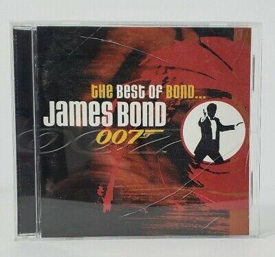The Best of Bond... James Bond (CD) Paul (Paul Mccartney Best Of)