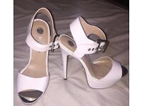 White river island heels