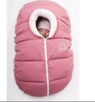 Petit coulou: winter car seat protector: no need for snowsuit