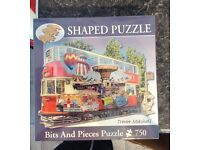 Jigsaw puzzle NEVER USED