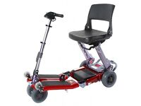 Wanted faulty Luggie or Mobie mobility scooters for spares