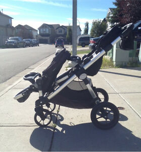 Stroller - City Select double