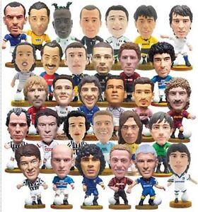 CORINTHIAN PROSTARS 2004 31 FOOTBALL WORLD GREATS SET