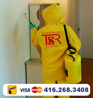 BED BUG EXPERTS. BEST PEST CONTROL IN TORONTO. 100% SUCCESS