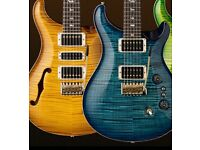 PRS SE 245 wanted or The Paul or Zack Myers guitar