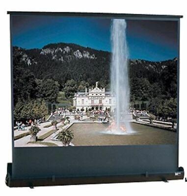 Draper Roadwarrior 76 43 Projector Screen In Ex. Condition