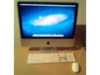 "Apple Imac 21.5"", 8GB ram, core 2 duo, Mac OS X 10.7.5 with Office"