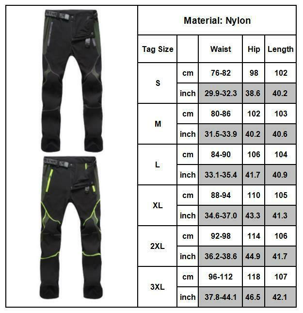 Mens Trousers Casual Work Bottom
