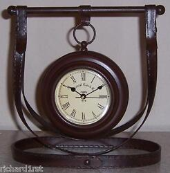Clock Hanging Pocket Watch table shelf mantel table NEW