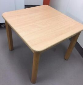 a small table for sale