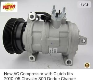 New A/C Compressor For 2005-2010 charger,chrysler,jeep for sale