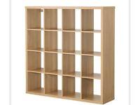 Storage shelving on castors 150 x 150cm