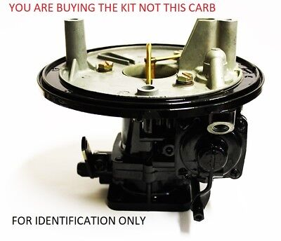 VOLVO CARB SOLEX 44PA1 CARBURETOR KITS AQ MODELS  % #