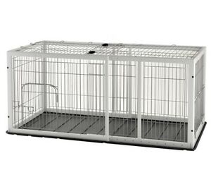 Richell Expandable Pet Crate (Used)