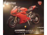 Pocher Ducati 1:4th Scale Model Wanted