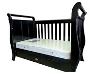 Brand new Designer Sleight cot bed. Take for Half the retail price. First come first serve basis.