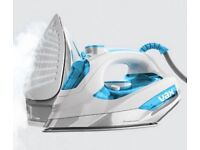 BRAND NEW SEALED RETAIL BOXED VAX power shot 200 steam iron