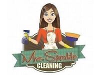 Mrs sparkle cleaning service