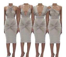 Handmade Gina Gado dress