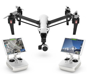 Inspire one Drone with case, remote, 2 Batteries and Filters