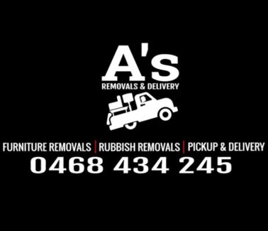 Pickup/Delivery, Rubbish Removals, No Hourly Rates - Prices from $20!