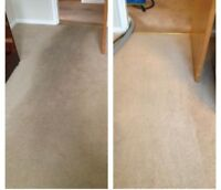CARPET STEAM CLEANING, RESIDENTIAL/COMMERCIAL