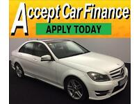 Mercedes-Benz C220 AMG FROM £67 PER WEEK!